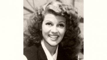 Rita Hayworth Age and Birthday