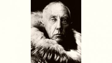 Roald Amundsen Age and Birthday