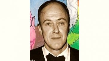 Roald Dahl Age and Birthday