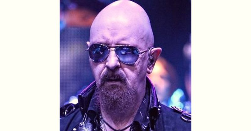 Rob Halford Age and Birthday