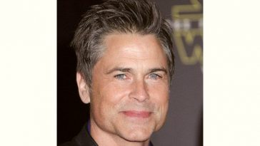 Rob Lowe Age and Birthday
