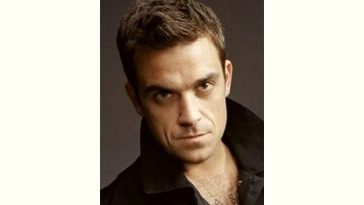 Robbie Williams Age and Birthday