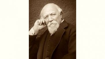 Robert Browning Age and Birthday