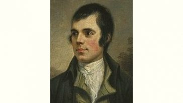 Robert Burns Age and Birthday