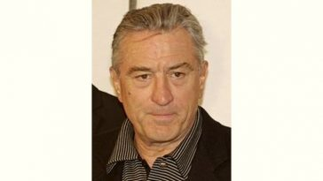 Robert De Niro Age and Birthday