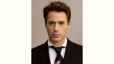 Robert Downey Jr Age and Birthday