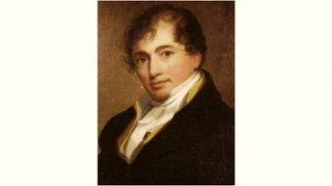 Robert Fulton Age and Birthday