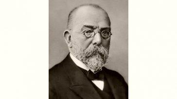Robert Koch Age and Birthday