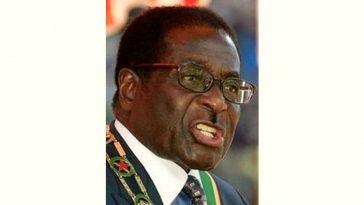 Robert Mugabe Age and Birthday