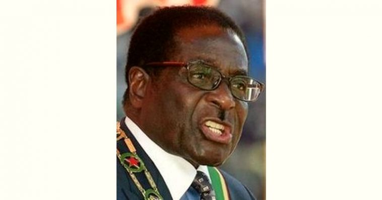 Robert Mugabe Age and Birthday