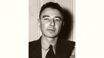 Robert Oppenheimer Age and Birthday