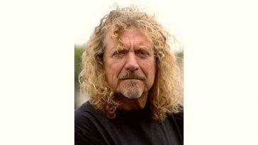 Robert Plant Age and Birthday