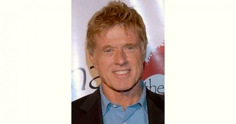 Robert Redford Age and Birthday