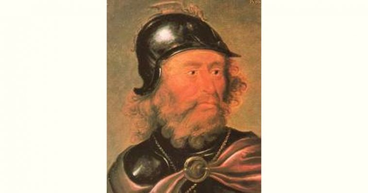 Robert the Bruce Age and Birthday