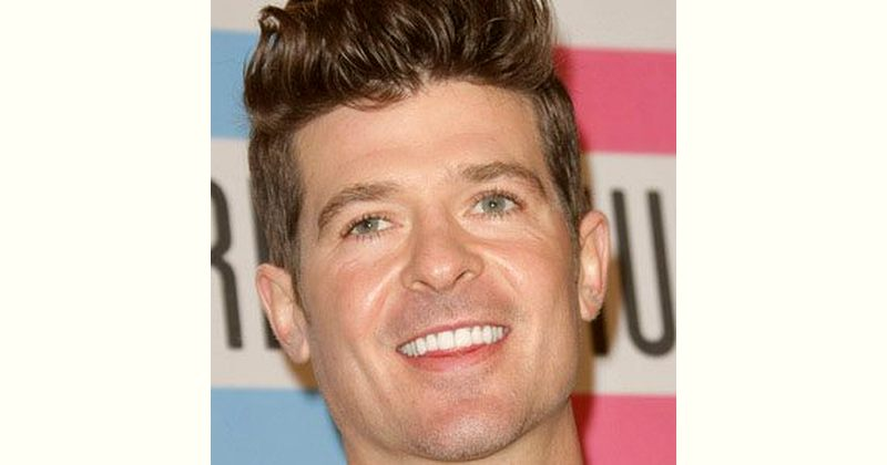 Robin Thicke Age and Birthday