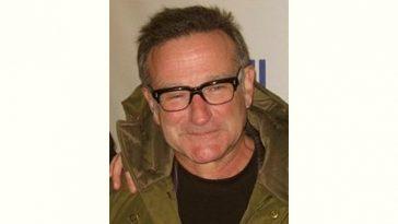Robin Williams Age and Birthday