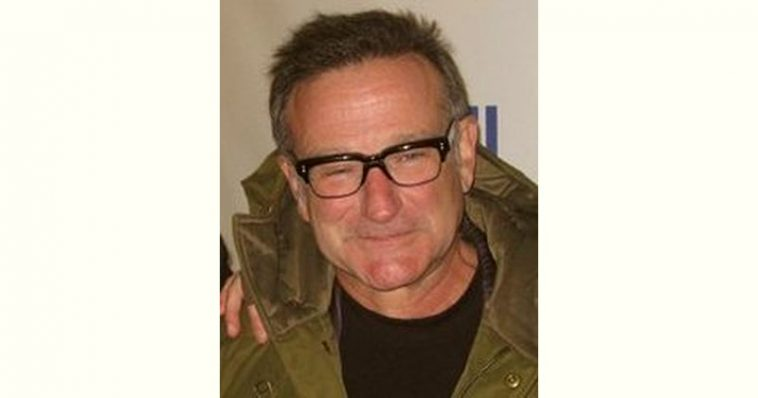 Robin Williams Age and Birthday