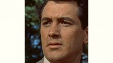 Rock Hudson Age and Birthday