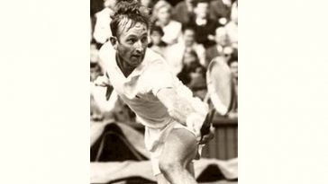 Rod Laver Age and Birthday
