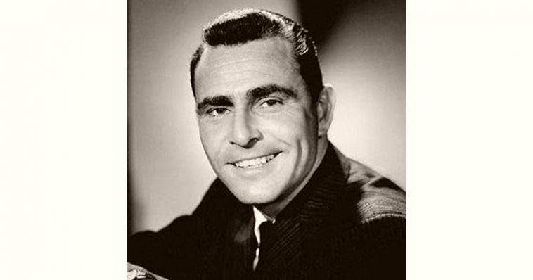 Rod Serling Age and Birthday