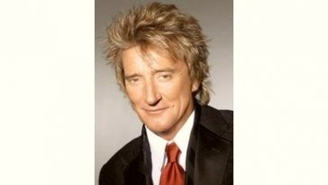 Rod Stewart Age and Birthday
