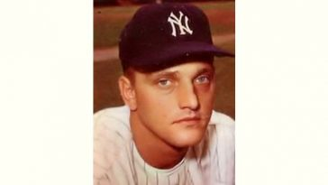 Roger Maris Age and Birthday