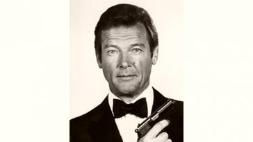 Roger Moore Age and Birthday