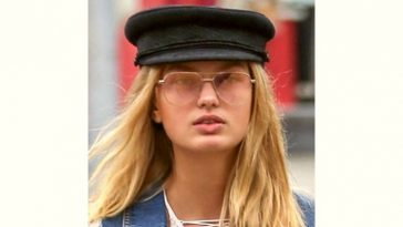 Romee Strijd Age and Birthday