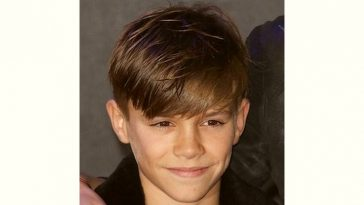 Romeo Beckham Age and Birthday