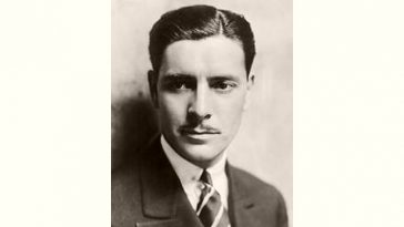 Ronald Colman Age and Birthday