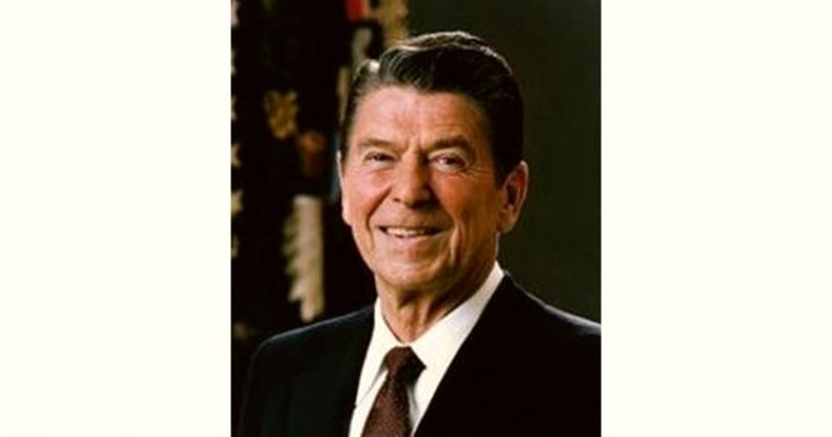 Ronald Reagan Age and Birthday