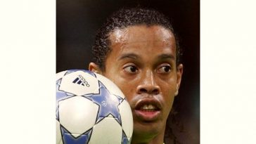 Ronaldinho Age and Birthday