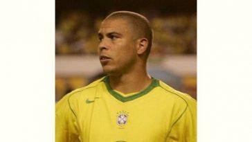 Ronaldo Age and Birthday