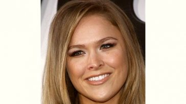 Ronda Rousey Age and Birthday