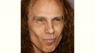 Ronnie Dio Age and Birthday