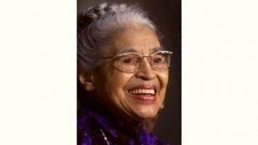 Rosa Parks Age and Birthday