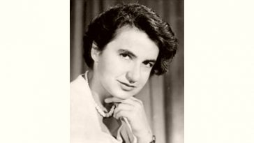 Rosalind Franklin Age and Birthday