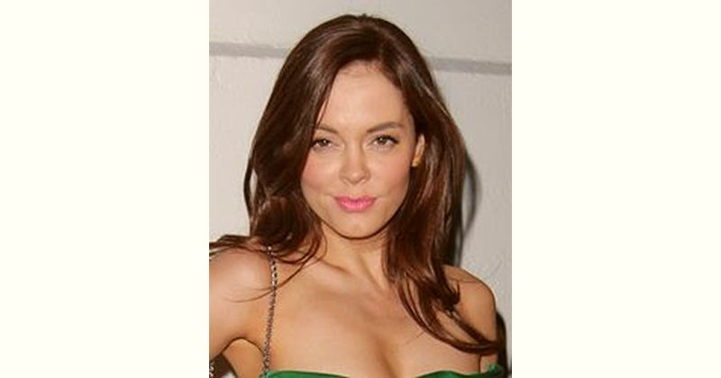 Rose Mcgowan Age and Birthday