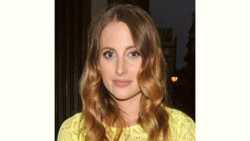 Rosie Fortescue Age and Birthday