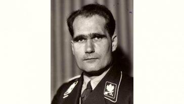Rudolf Hess Age and Birthday