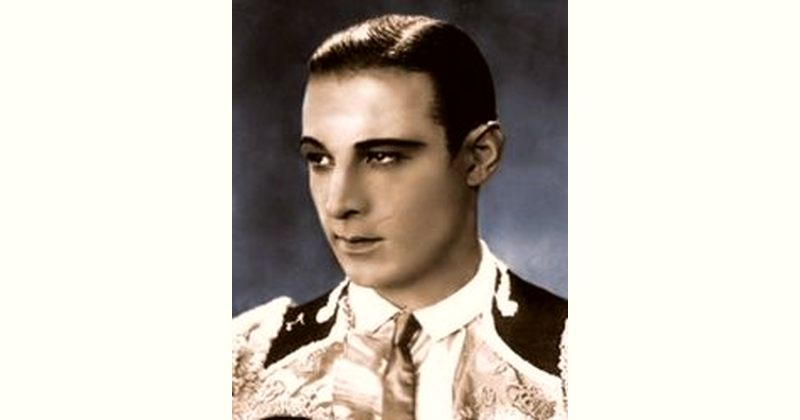 Rudolph Valentino Age and Birthday