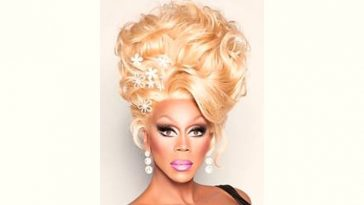 RuPaul Age and Birthday