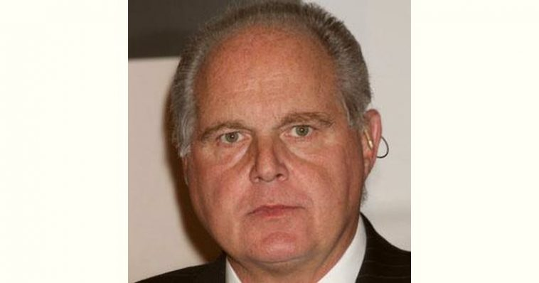 Rush Limbaugh Age and Birthday