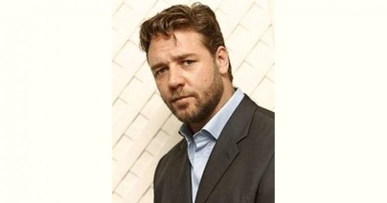 Russell Crowe Age and Birthday