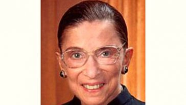 Ruth Ginsburg Age and Birthday