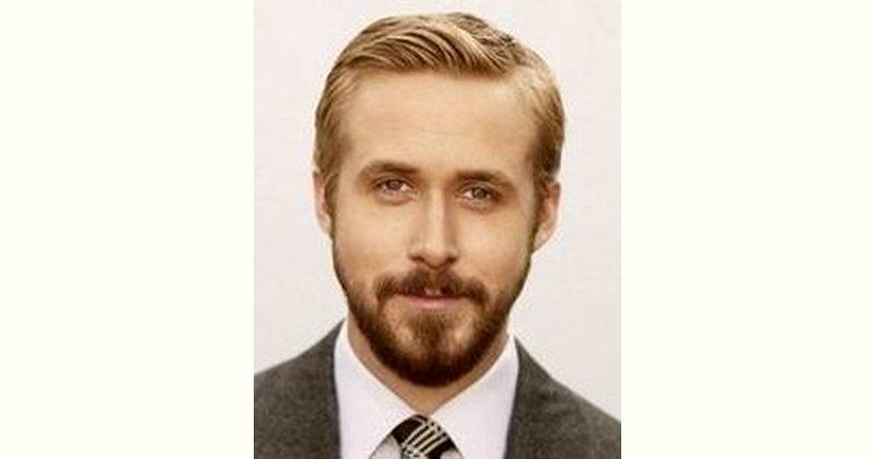 Ryan Gosling Age and Birthday