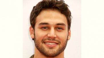 Ryan Guzman Age and Birthday
