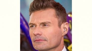 Ryan Seacrest Age and Birthday