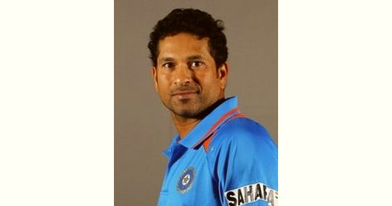 Sachin Tendulkar Age and Birthday