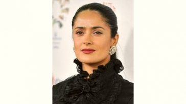Salma Hayek Age and Birthday